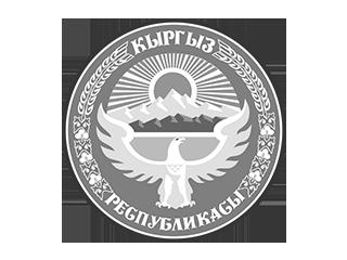Wappen Kirgisistan